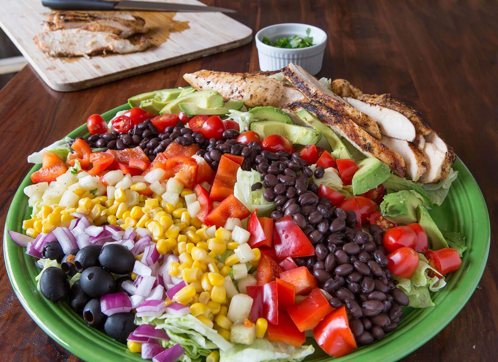 Chicken Salad Recipe Mexican