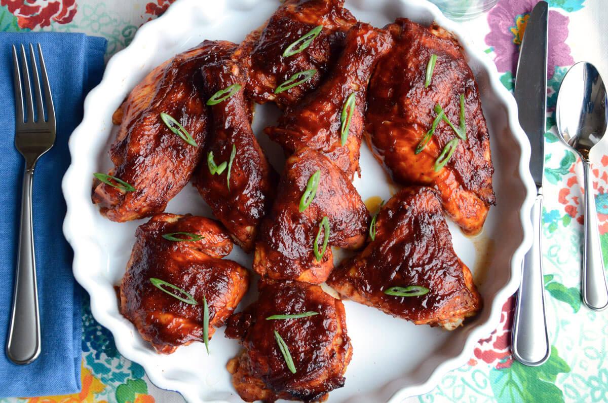 Weeknight BBQ Chicken